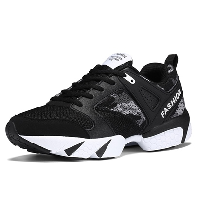 Sports Outsole Men's Athletic Shoes