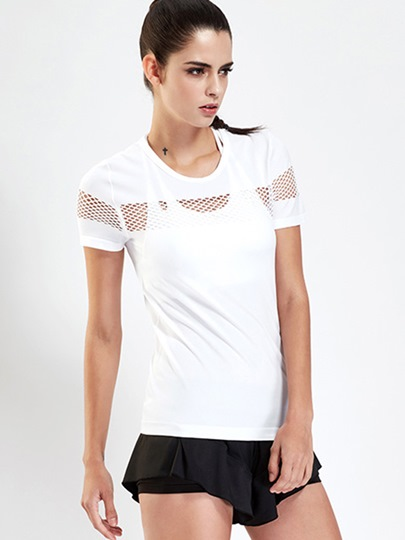 Joint Grid Women T-Shirt
