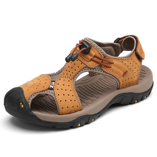 Outsole Velcro Outdoor Men's Hiking Sandals