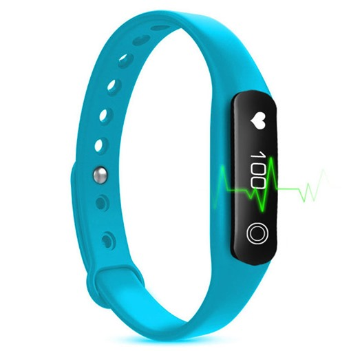 U02S Smart Bracelet Heart Rate Monitor Pedometer Waterproof Smart Watches for Women