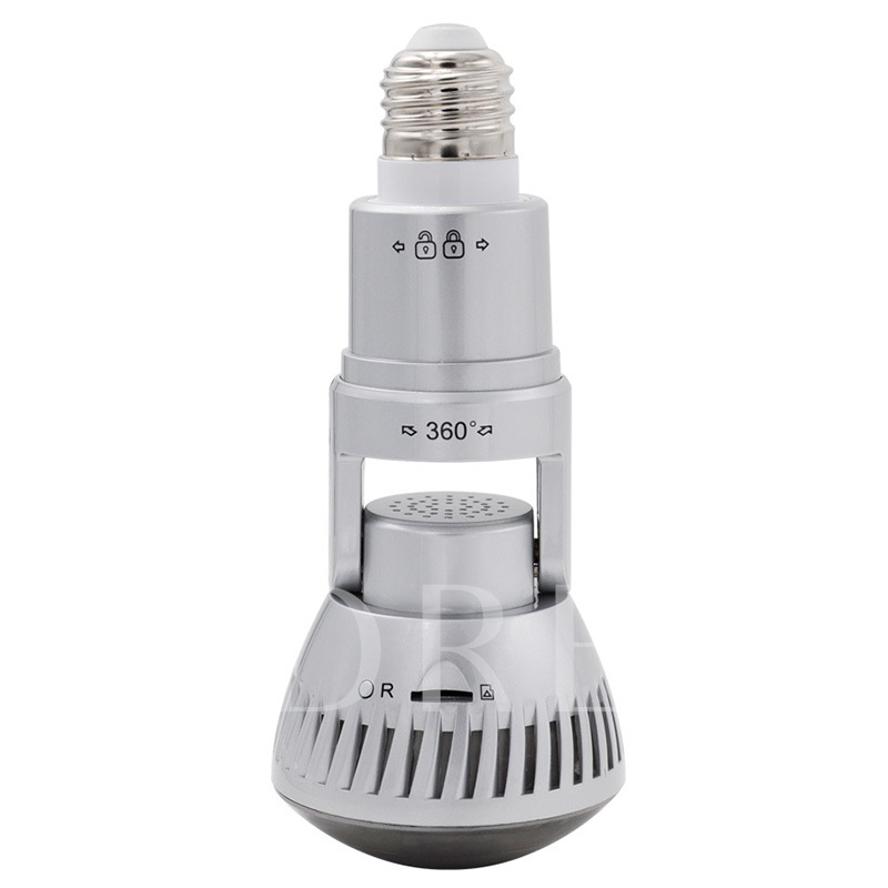 LED IP WIFI Micro Surveillance 720P IR-Cut Camera for Home Security