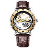 5ATM Stainless Steel Men's Mechanical Watches
