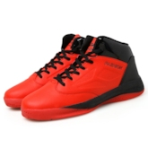 Boy's Sports Shoes Low Heel Round Men's Athletic Shoes