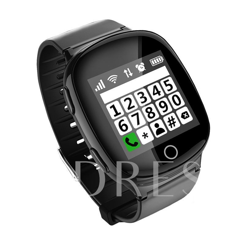 D100 Smart Watch with GPS & SOS Support NANO Card & WiFi for Apple Samsung ASUS Huawei