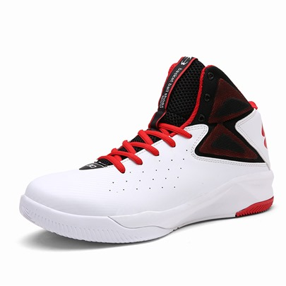 Air Hole Lace Up High Tops Men's Sports Shoes