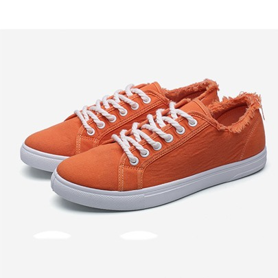 Canvas Skate Shoe Men's Sneakers