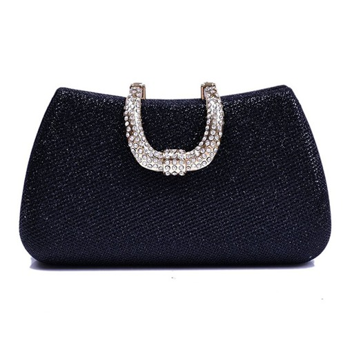 Gorgeous Solid Color Women Evening Clutch