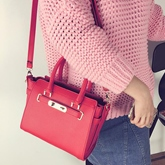 Korea Style Wing Shape Women Tote Bag