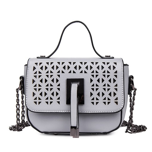 Korea Trendy Hollow-out Chain Cross Body