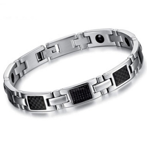 Silver Plated Alloy Hot Sale African Men's Bracelet