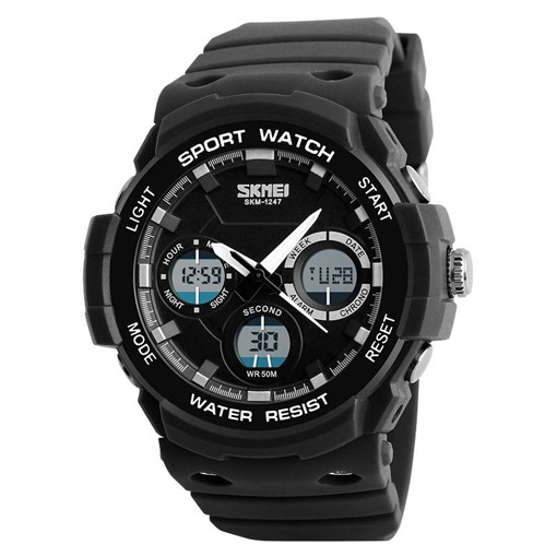 Multifunctional Three Eye Table Men's Sports Watches