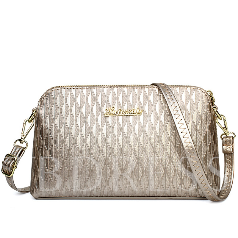 Creative Shell Shape PU Cross Body Bag
