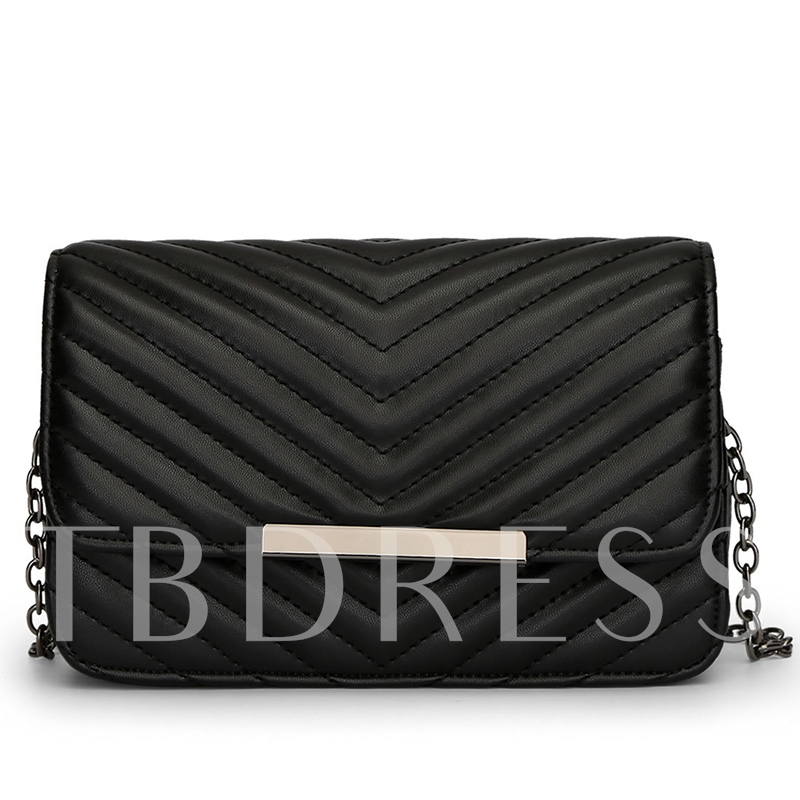 Chic Relief Type Embroidered Cross Body Bag