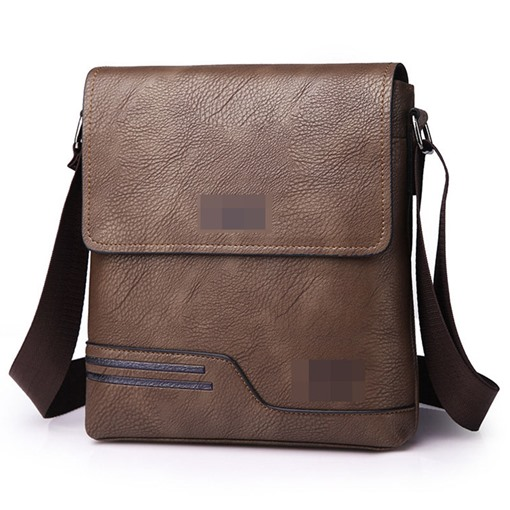 Casual PU Men's Briefcase