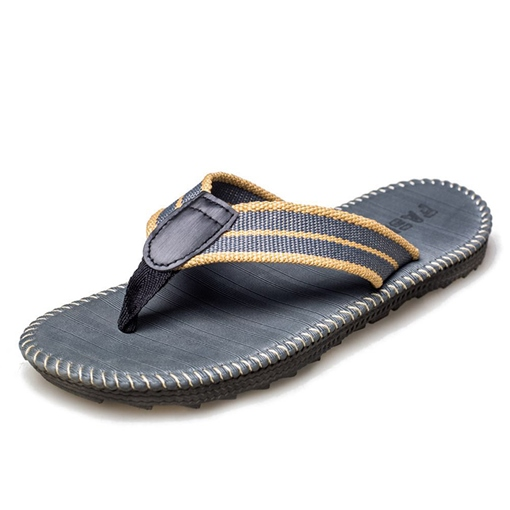 Thong Canvas Flat With Slipper Unisex Men's Shoes