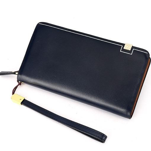 Vogue Long Style Business Men's Wallet