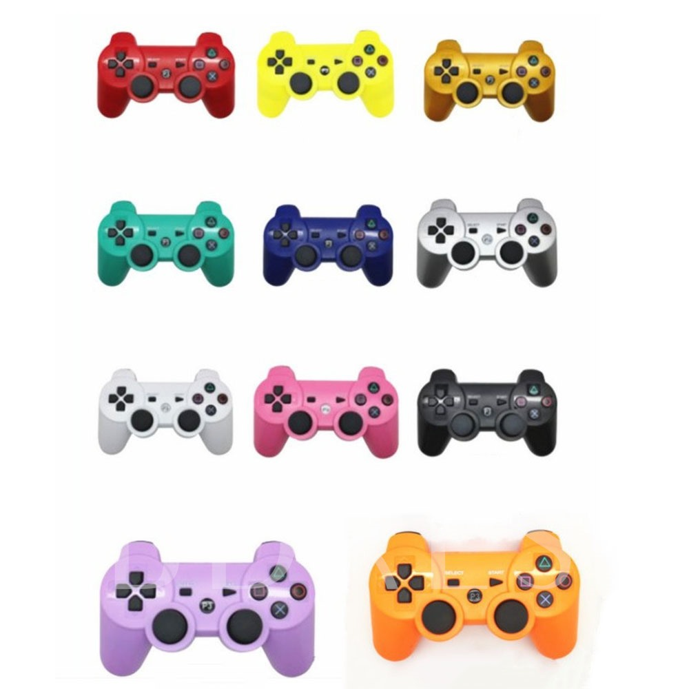 Wireless Bluetooth Game Controller Gamepad for PS3