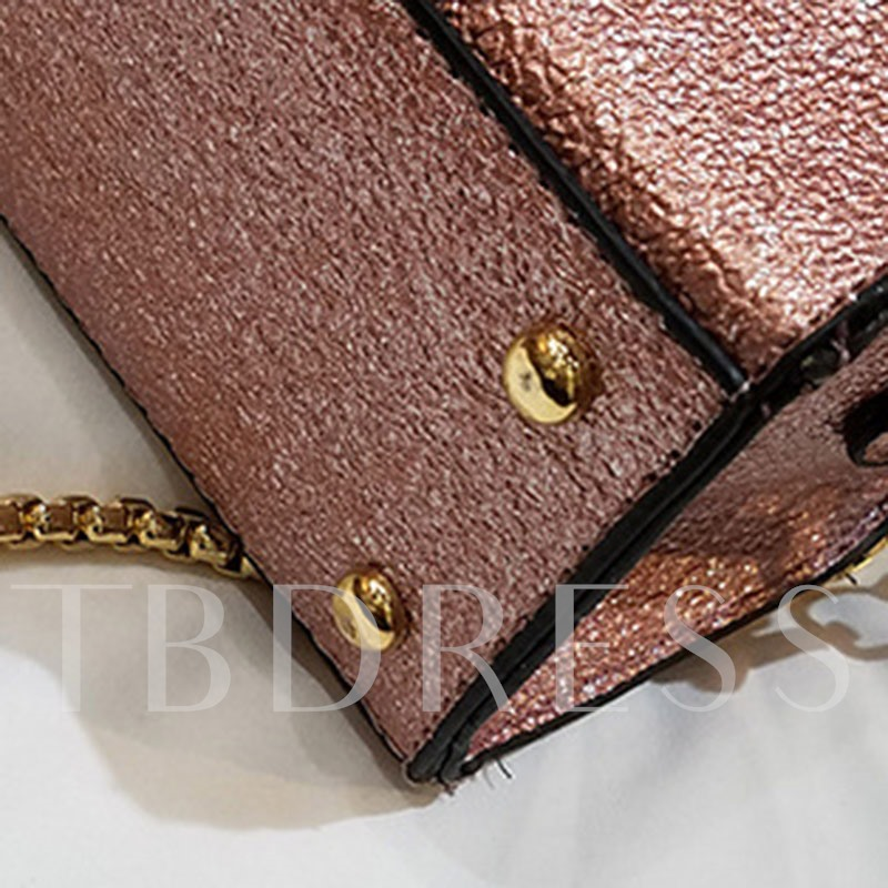 Trendy Grind Arenaceous PU Cross Body Bag
