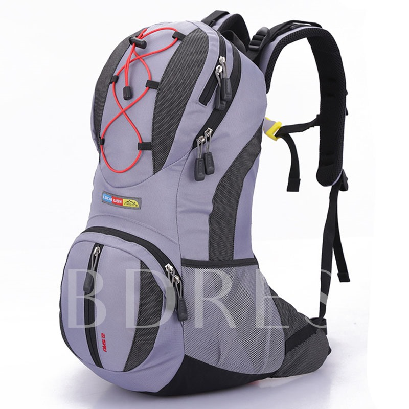Waterproof and Breathable Outdoor Men's Backpack