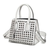 Personality Rivets Decoration Women Tote Bag