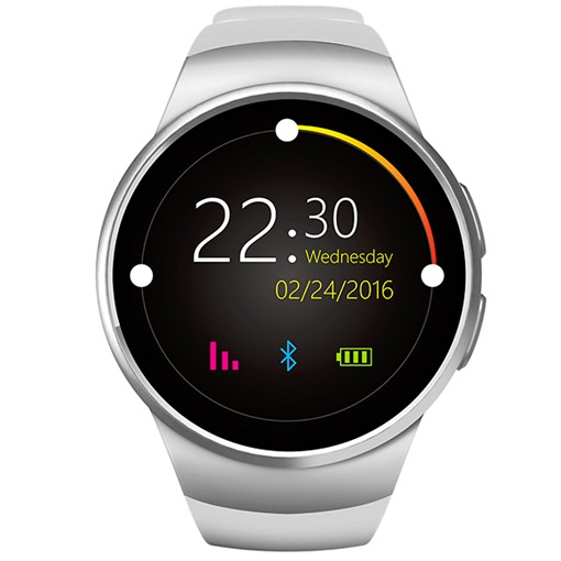 Silica Gel Intelligent Synchronous Mobile Phone Smart Watches