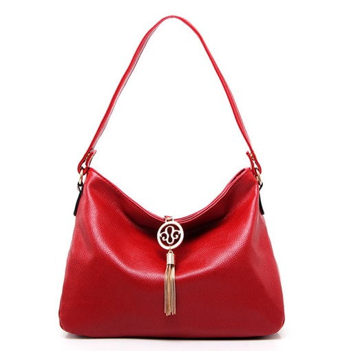High-end Hollow-out Pendant PU Cross Body