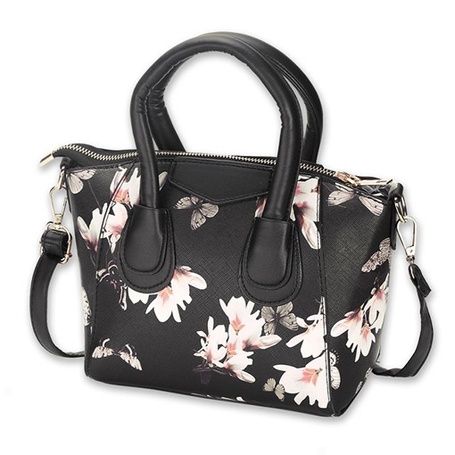Classic Printing Shell Shape Women Tote Bag