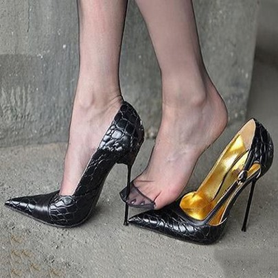 Pointed Toe High Heel Womens Sexy Party Shoes Pointed Toe High Heel Women's Sexy Party Shoes