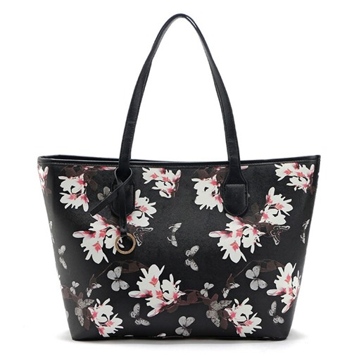 Multi Function Huge Space Printing Shoulder Bag