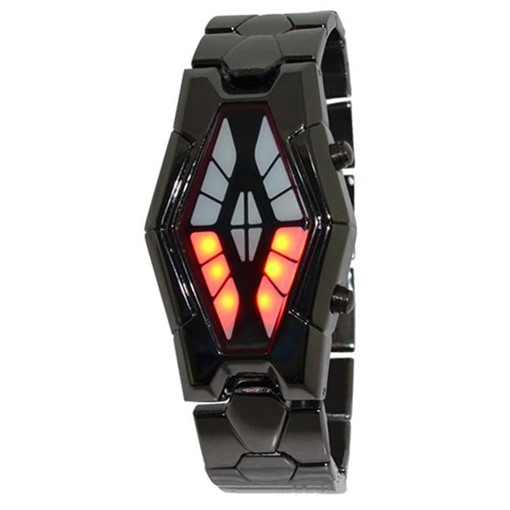 Creative LED Cobra-Shaped Men's Watches