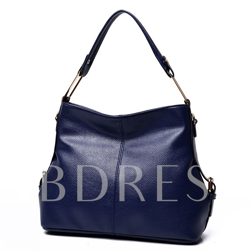 Luxury Huge Space PU Women's Tote Bag