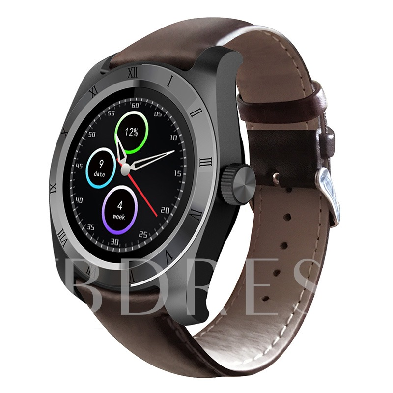 Zeblaze Classic Smart Watch Support Activity Monitor Waterproof Calories for Samsung Android Apple Phones