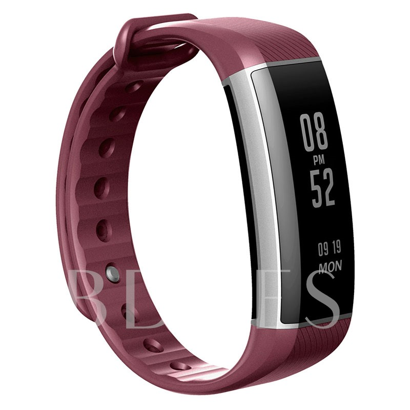 Zeband Plus Smart Watch Waterproof Activity Monitor Bracelet for iPhone Android