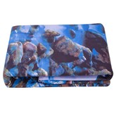 Charming Pebbles in the Mist Print 3D Bedding Sets/Duvet Cover