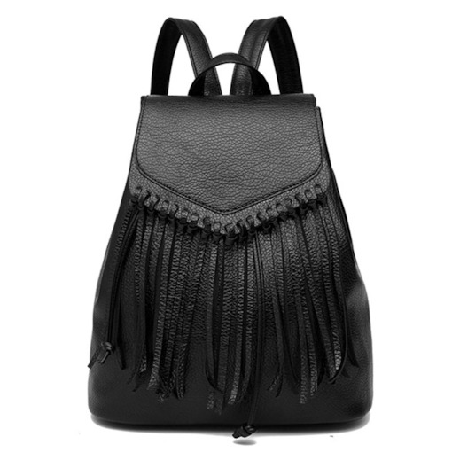 Casual Nifty Tassel Design Backpack