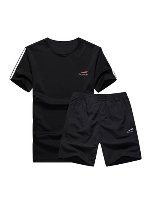 Summer Quick Dry Fit and Run Men's Sport Suit
