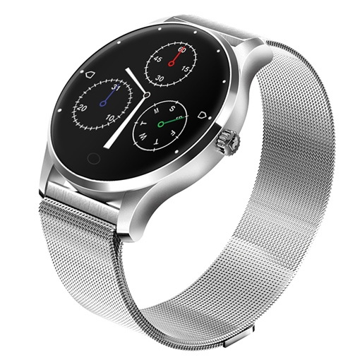 Pop K88 Smart Watch Activity Monitor Tech for Samsung Android/Apple IOS Cellphones