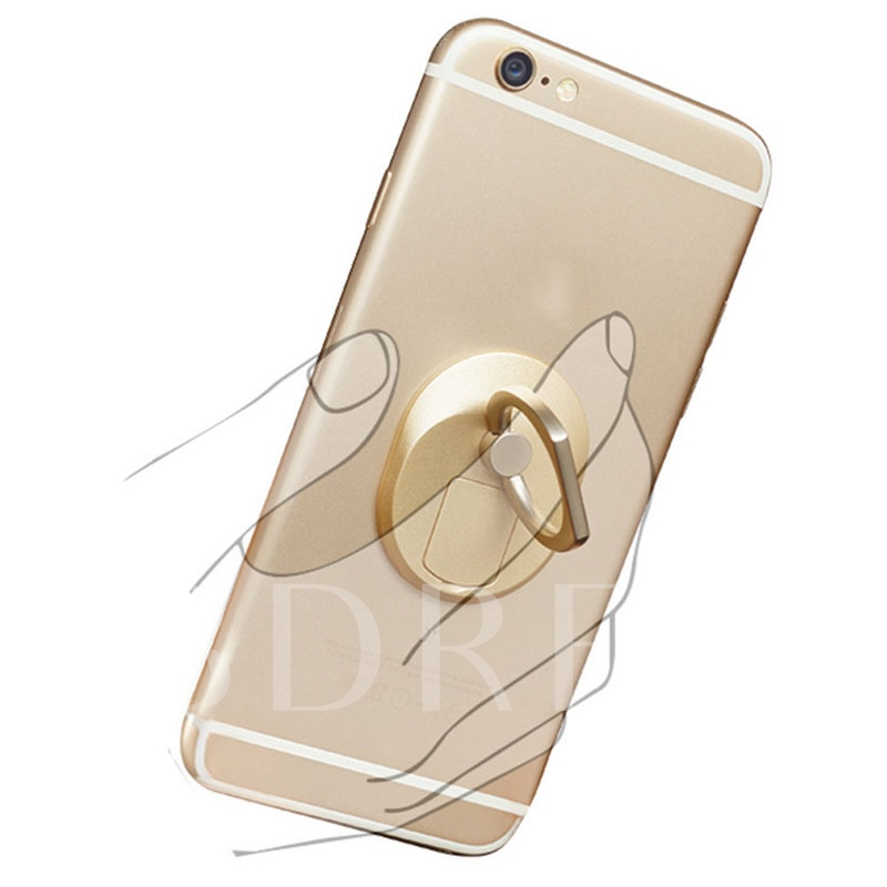 Phone Ring Holder Adjustable Stand Mount for i Phone Samsung LG