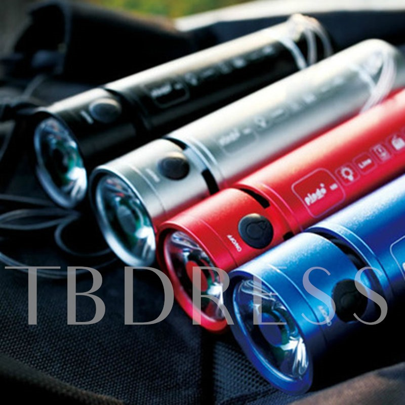 M8 Portable Bluetooth Speaker with Flashlight & TF Card-slot Outdoor Sporting Wireless Speaker