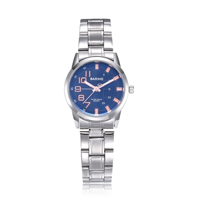 Alloy Quartz Analogue Display Water Resistant Glass Men's Watches