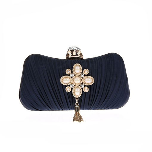 Graceful Exquisite Pendant Evening Clutch