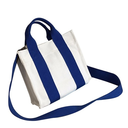 Vesatile Vertical Stripes Women Tote Bag
