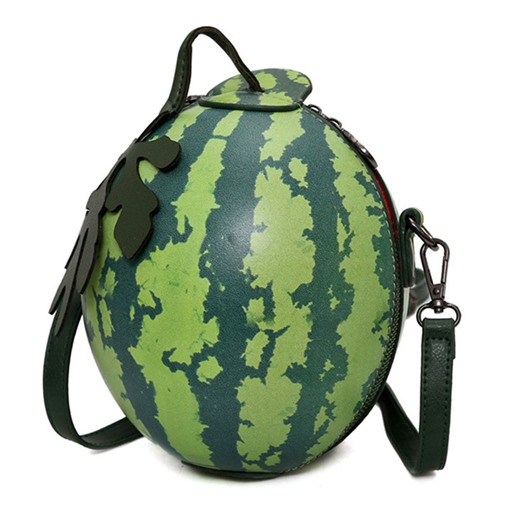 Lovely Watermelon Shape Cross Body