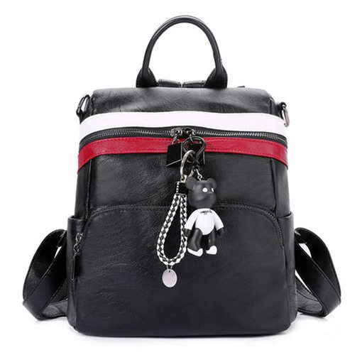 Casual Verstaile Women PU Backpack