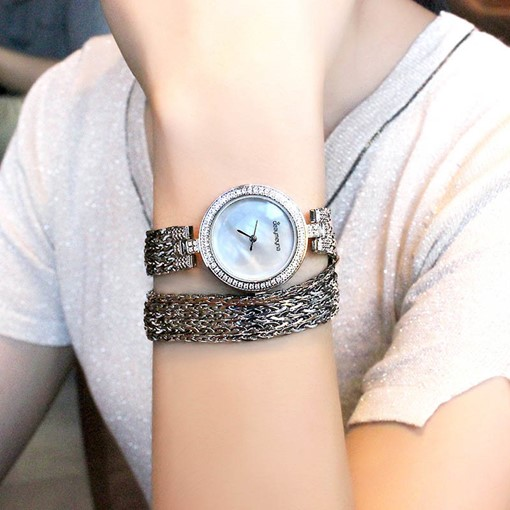 Tassel Glossy Analogue Display Quartz Watches