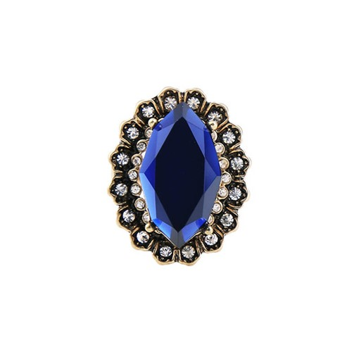 Marquise Synthetic Stones Rhinestone Alloy Ring