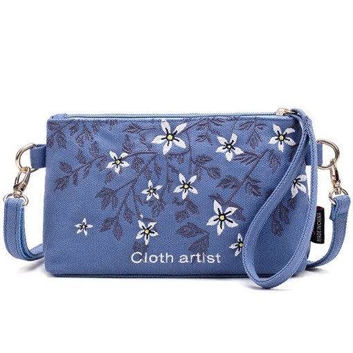 Multi-function Floral Pattern Mini Cross Body