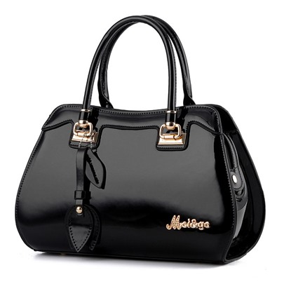 Occident Style Glossy Women Tote 12925802