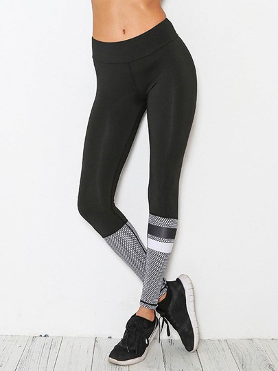 Printed Breathable Women's Sport Pants