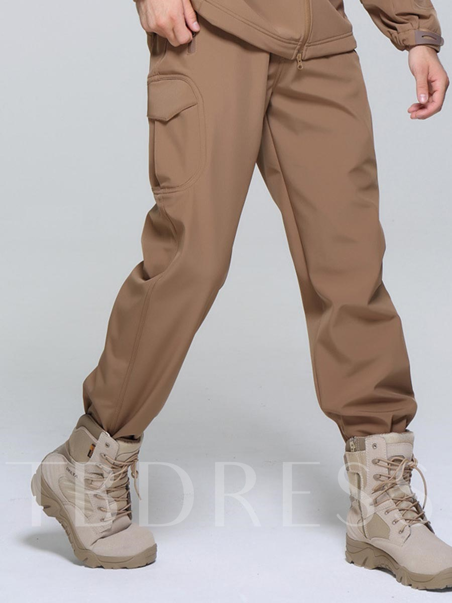 Outdoor Waterproof Windproof Men's Pants
